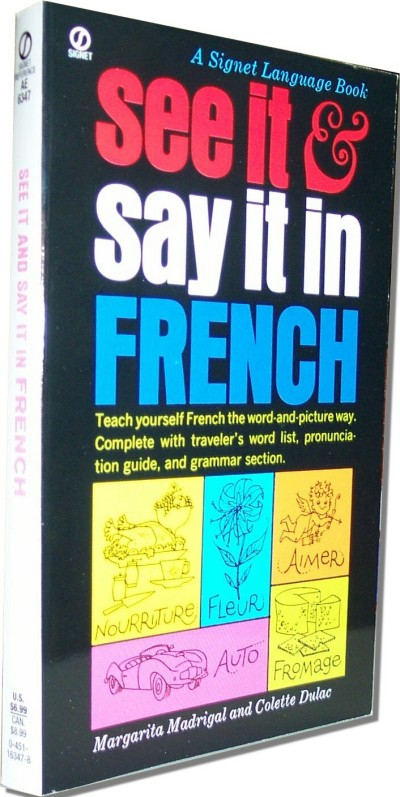 See It and Say It in French (Paperback)