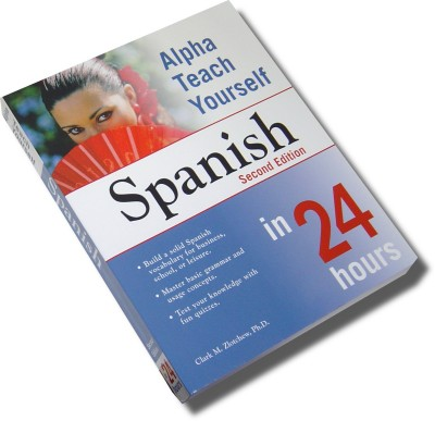 Alpha Teach Yourself Spanish in 24 Hours