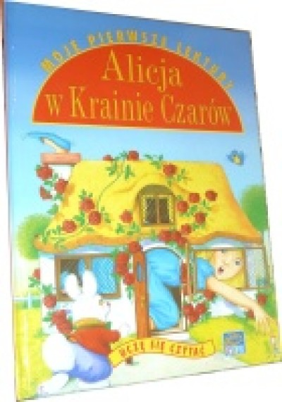 Alice in Wonderland (Hardcover) in Polish / Alicja W Krainie Czarow