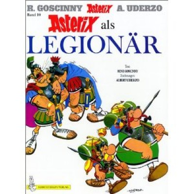 Asterix als Legion�r (Hardcover)