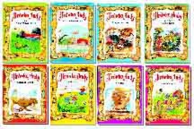 Mrowka Andy (8 Books)