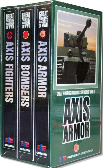 Axis Fighting Machines of World War II