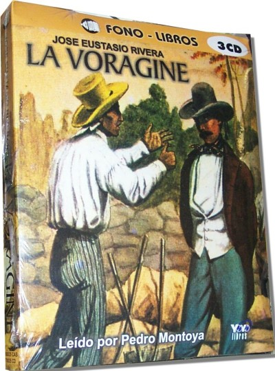 La Voragine (Audio CD)
