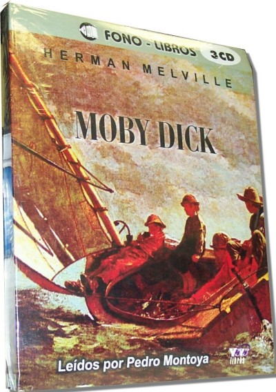 Moby Dick (Audio CD)