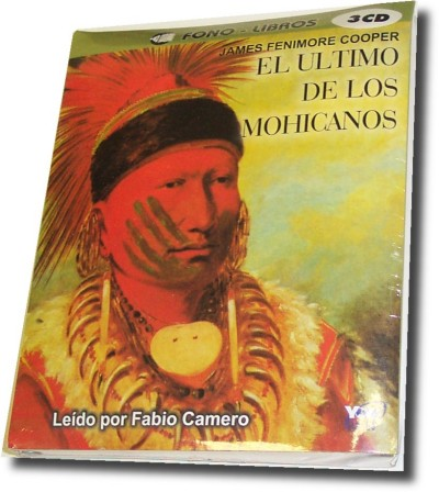El Ultimo de los Mohicanos (Audio CD)