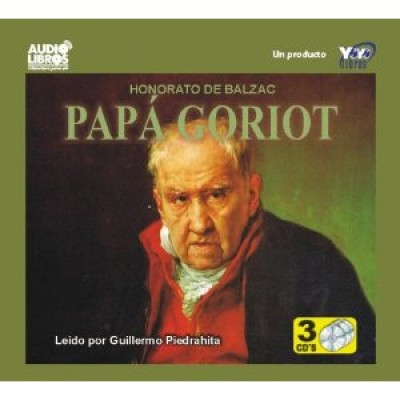 Papa Goriot (Audio CD)