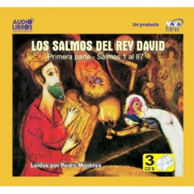 Los Salmos Del Rey David (Audio CD)