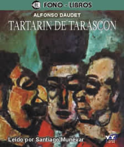 Tartarin De Tarascon (Audio CD)