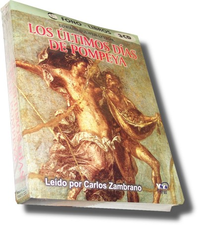Los Ultimos Dias de Pompeya (Audio CD)
