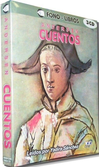 Andersen Cuentos (Audio CD)