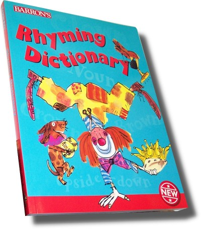 Barrons - Rhyming Dictionary (Paperback)