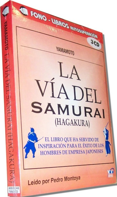 La Via Del Samurai (Hagakura) (Audio CD)