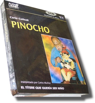 Pinocho (Audio CD)