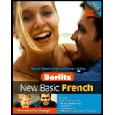 Berlitz French - New Basic French (Audio CD)