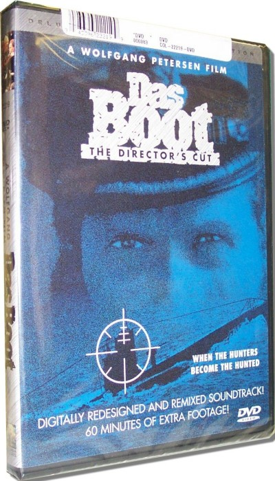 Das Boot - The Director's Cut DVD