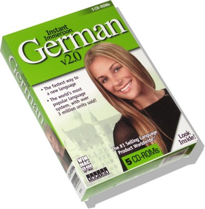 Instant Immersion - German (5 CD-ROM) v.2.0