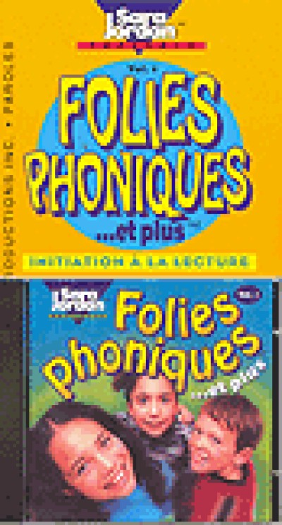 French - Folies phoniques et plus, initiation a la lecture (AudioTape)