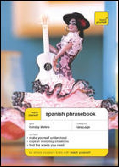 NTC - Teach Yourself Spanish Phrasebook (Book only)