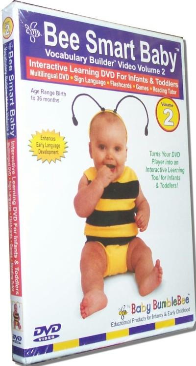 BumbleBee - BeeSmartBaby - Vocabulary Builder Vol.2 (DVD)