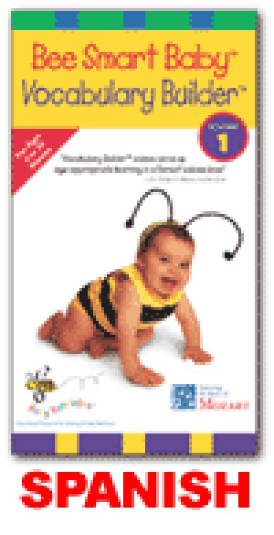BumbleBee - Spanish BeeSmartBaby - Vocabulary Vol.1