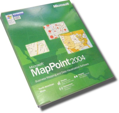 MapPoint 2004 - US