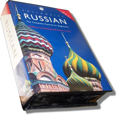 Colloquial Russian (288 pages & CDs)