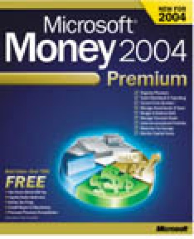 MS Money 2004 Premium