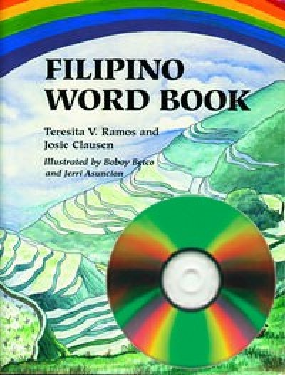 BP-Filipino Word Book with Audio (as download)