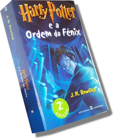 Harry Potter in Portuguese [5] Harry Potter e a Ordem da Fenix