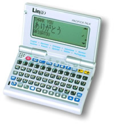 Electronic Dictionary Lingo Pacifica Talk 10 TR-2203