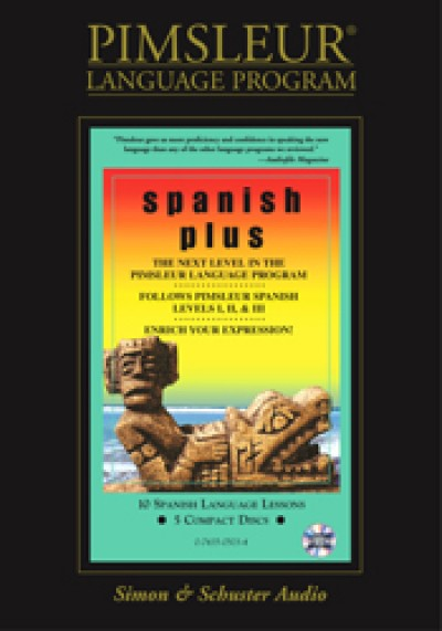 Pimsleur Spanish Plus (Audio CD)