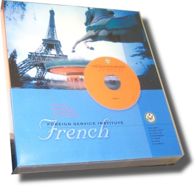 Intensive FSI French Basic on Audio CD