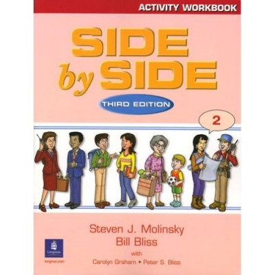 Side by Side 3rd Edition Activity Workbook 2