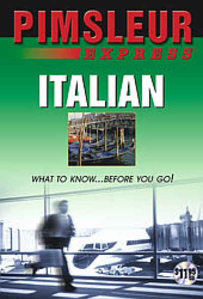 Pimsleur - Express Italian (Audio CD)