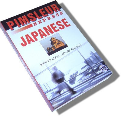 Pimsleur - Express Japanese (Audio CD)