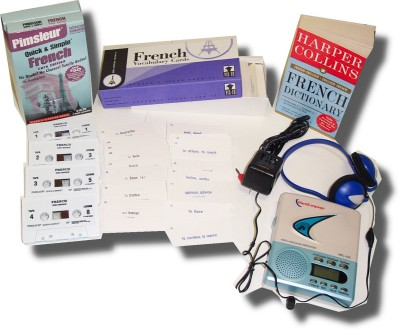 WLR French Learning Super Bundle for cassette