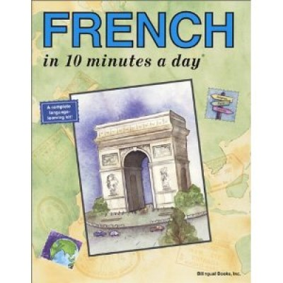 Bilingual Books - FRENCH in 10 minutes a day ®
