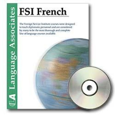 Intensive FSI French Basic Level 2 (29 Audio CDs)