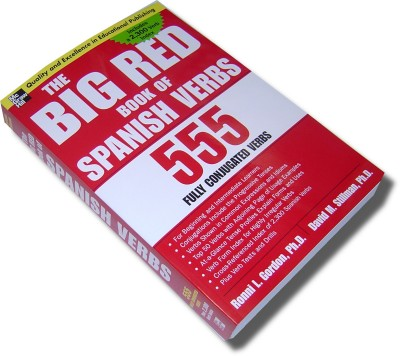 McGrawHill Spanish - The Big Red Book of 555 Fully Conj. Verbs