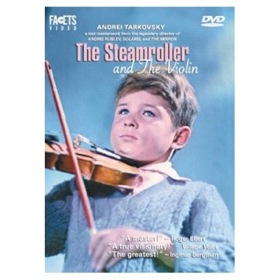 The Steamroller and the Violin (DVD)