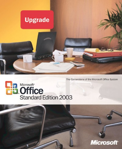 MS Office 2003 Standard UPGRADE from Office XP/2000