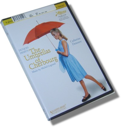 The Umbrellas of Cherbourg (Special Edition) - French DVD
