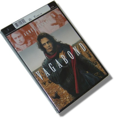 Vagabond - French DVD