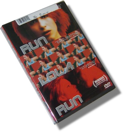Run Lola Run - German DVD