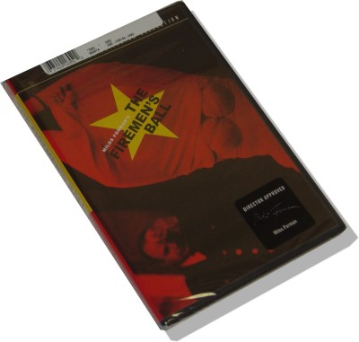 The Firemen's Ball - Czech DVD