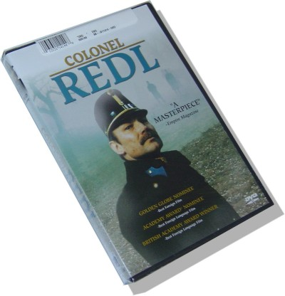 Colonel Redl - German DVD
