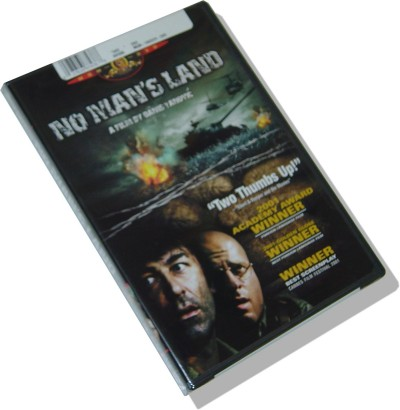 No Man's Land - Bosnian, Serbian, Croatian, French, and English DVD