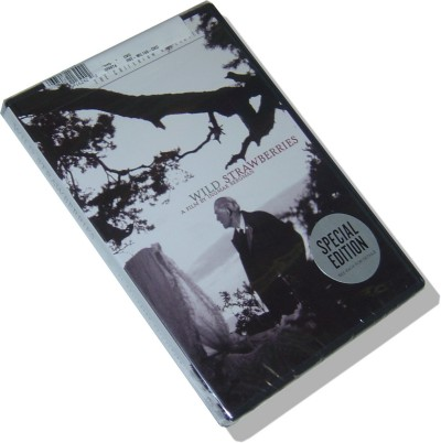 Wild Strawberries - Swedish DVD
