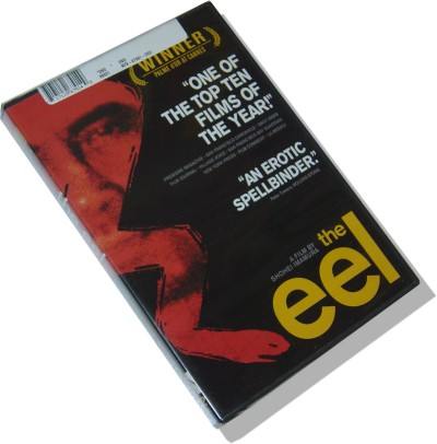 The Eel - Japanese DVD