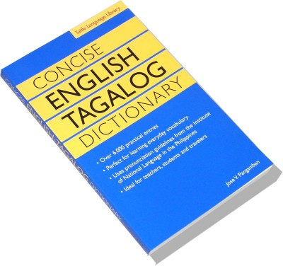 Concise English Tagalog Dictionary (Paperback)